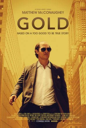 Gold Film Poster