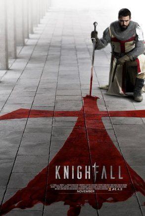 Knightfall TV Poster
