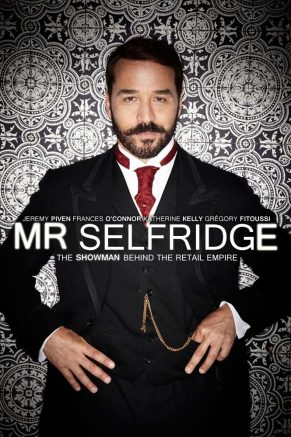Mr Selfridge TV Poster